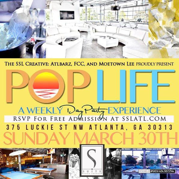 187 Sunday Night Parties In Atlanta
